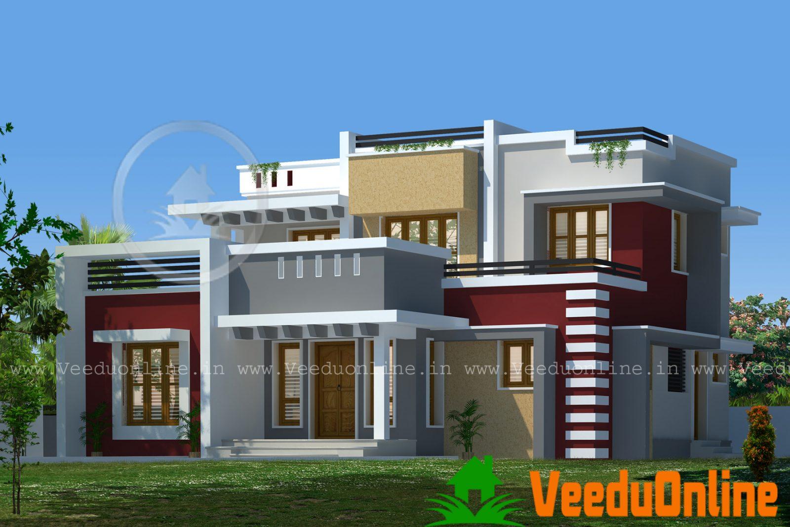 28 february 2015 kerala home design february kerala for Kerala home designs 2015