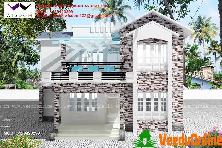 1476 Square Feet Amazing And Beautiful Kerala Home Designs