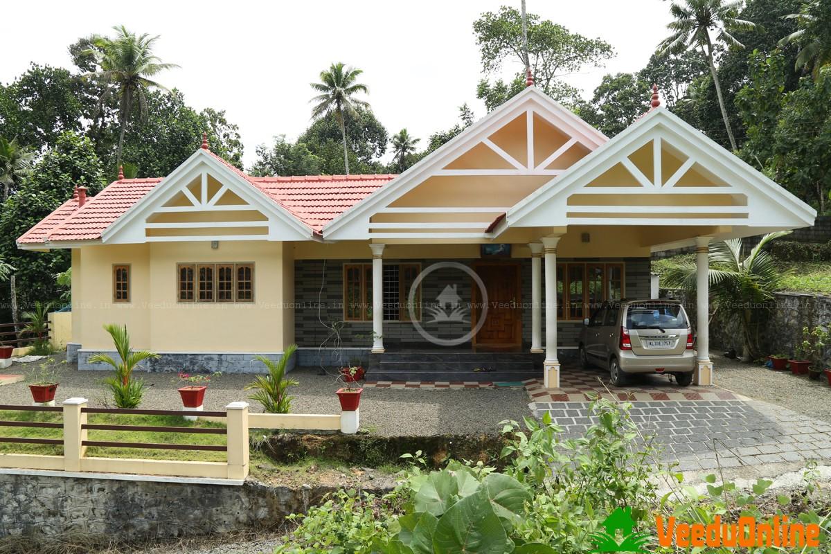 Distinctive Modern Kerala Home Designs