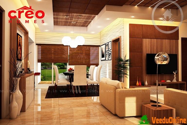 Stupendous Kerala Home Modern Interior Designs