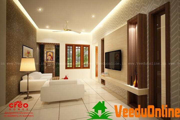 Excellent Contemporary Home Living Interior Design