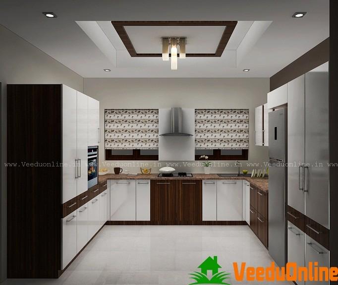 86 Sq Ft Exemplary Home Kitchen Interior Design