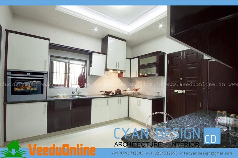 fabulous contemporary home kitchen interior designs. Black Bedroom Furniture Sets. Home Design Ideas