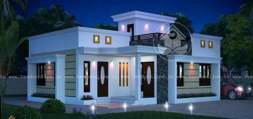 2 bedroom home plans