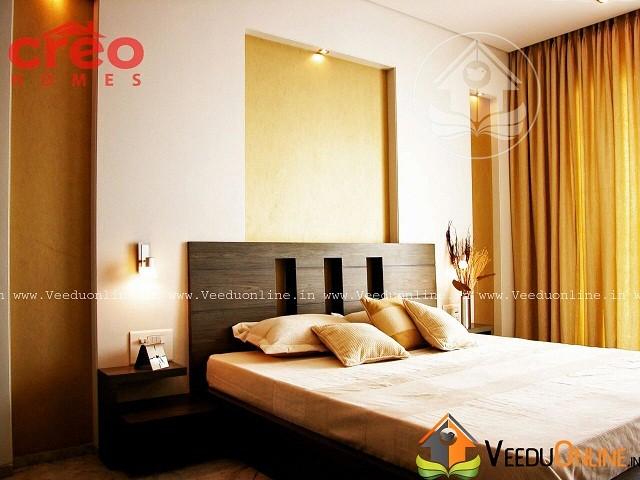 Fabulous Contemporary Budget Home Bedroom Interior Design