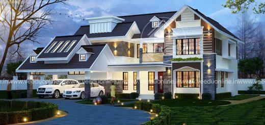 veeduonline kerala home designs amp free home plans