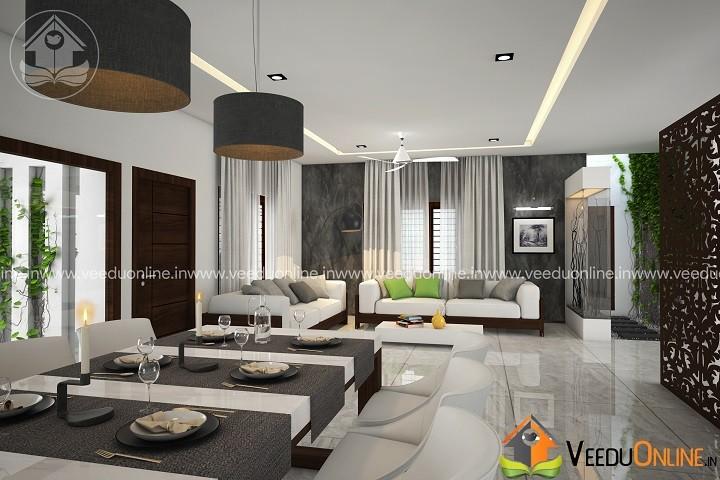Fabulous Contemporary Budget Home Dining Interior Design
