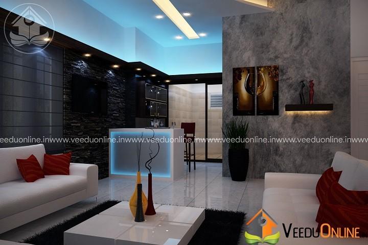 Excellent Contemporary Budget Home Living Interior Design