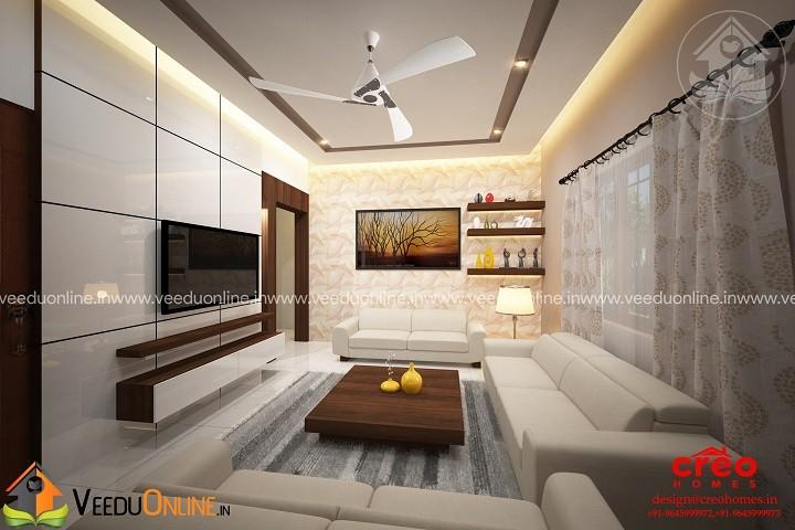 Fabulous contemporary smart home living interior design for Smart house interior design