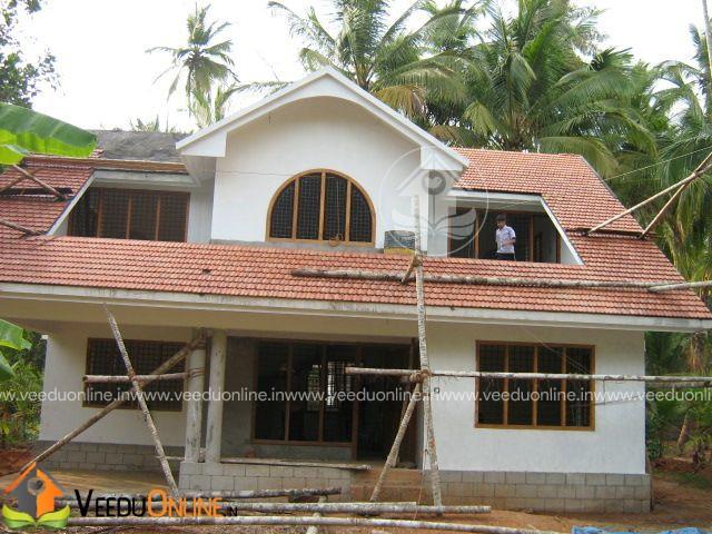 2950 Square Feet Double Floor Renovation Home Design