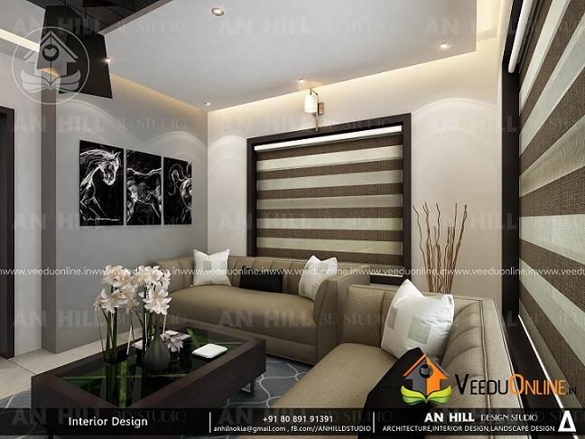 Marvelous Contemporary Living Room Home Interior Design