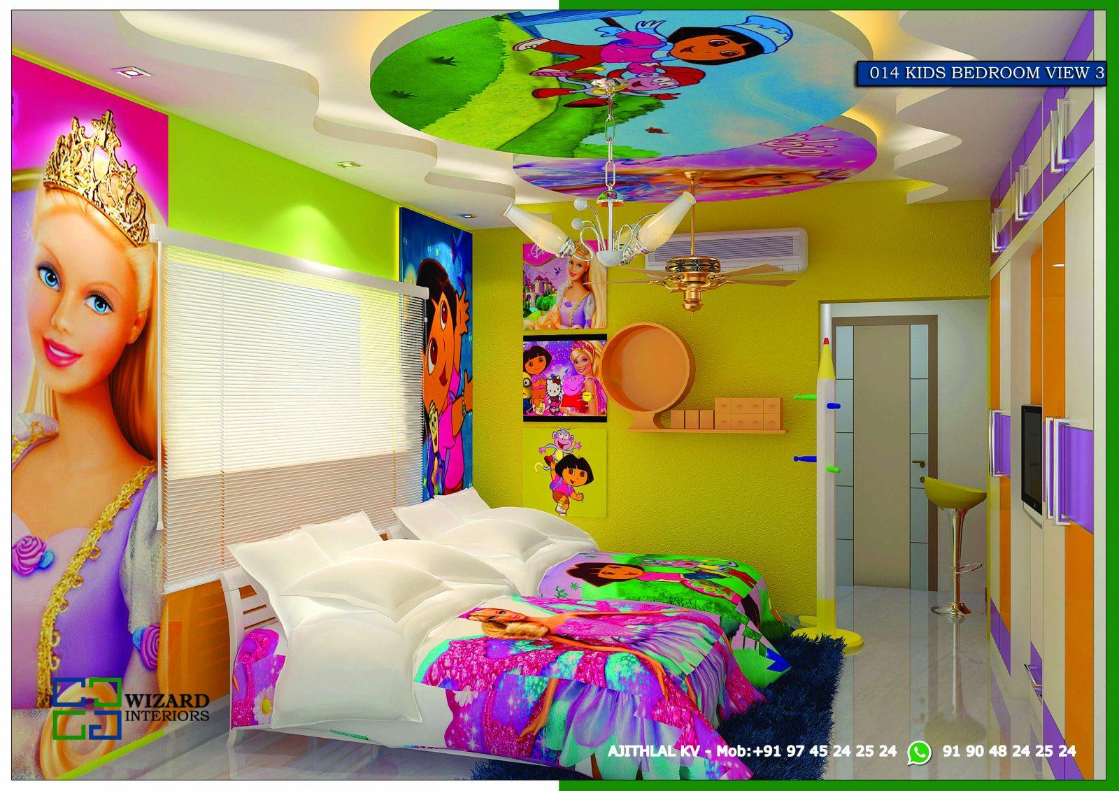 Excellent Kids Living Room Home Interior Design