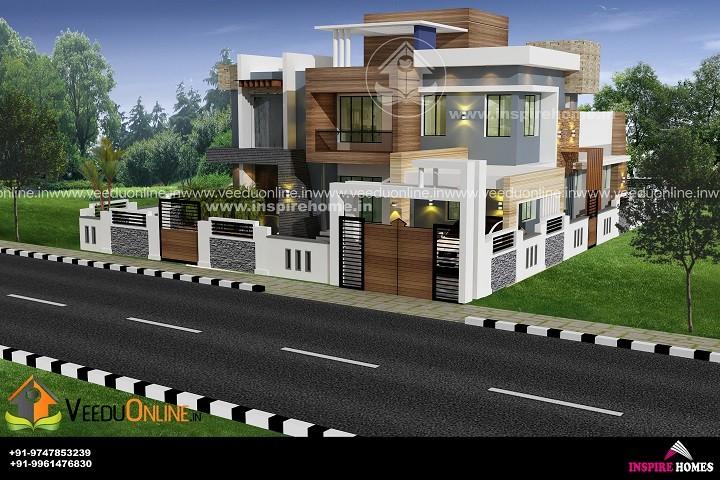 5000 Square Feet Excellent And Amazing Kerala Home 1 Design Veeduonline